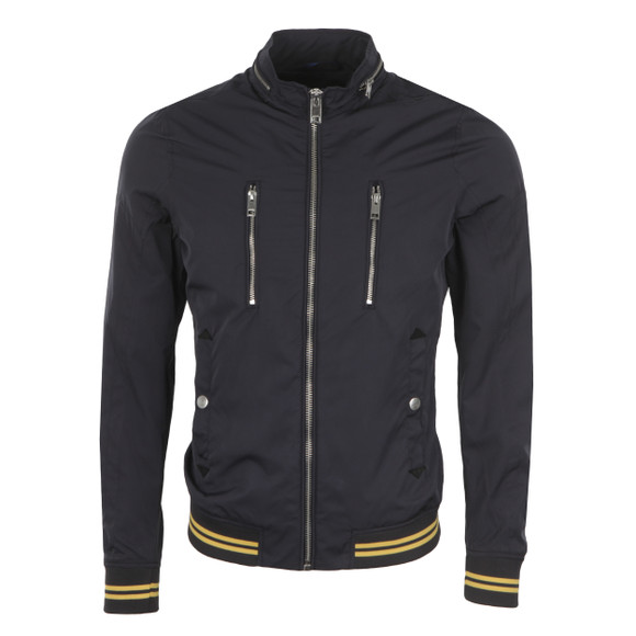 Diesel Mens Blue Ricky 2 Jacket main image