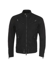 Diesel Mens Black Edgea Jacket