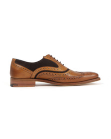 Barker Mens Brown McClean Shoe