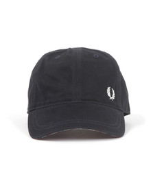 Fred Perry Mens Blue Classic Cap