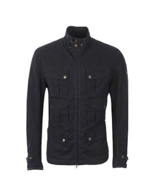 Matchless Mens Blue T800 Jacket