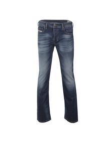 Diesel Mens Blue Zatiny Jeans