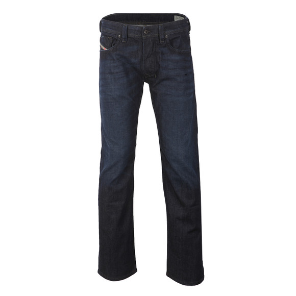 Diesel Mens Blue Larkee Straight Jeans main image