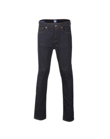 Pretty Green Mens Blue Erwood Slim Fit Jean