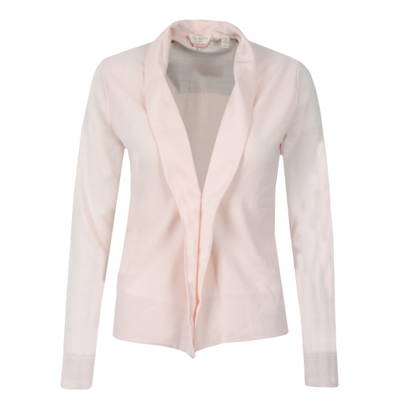Ted Baker Womens Pink Faiyly Woven Front Wrap main image