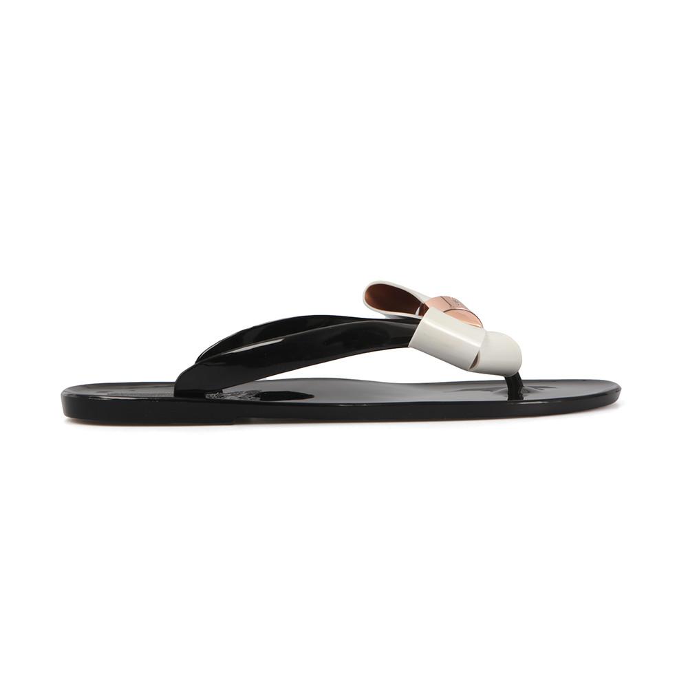 301ec65400f7cb ... Ettiea Bow Flip Flops main image shop best sellers ac67e 00d21  ETTIEA  - Bow Detail Jelly ...