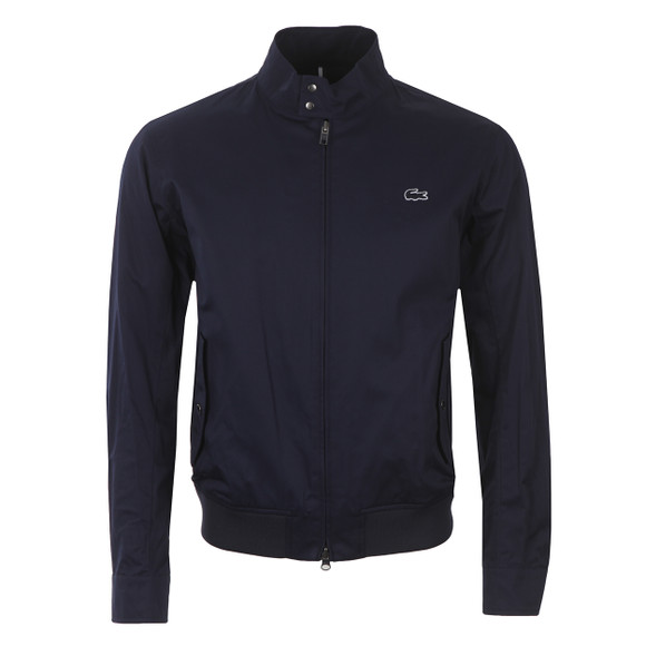 Lacoste Mens Blue BH6255 Jacket main image
