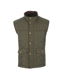 Barbour Sporting  Mens Green Explorer Gilet