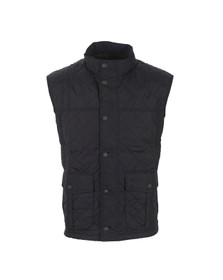 Barbour Sporting  Mens Blue Explorer Gilet