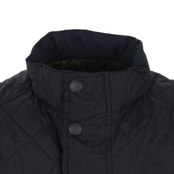 Barbour Sporting  Mens Blue Explorer Gilet main image