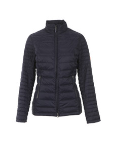 Barbour Lifestyle Womens Blue Chock Quilt