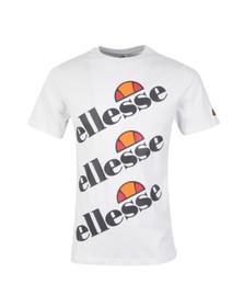 Ellesse Mens White Duran T Shirt