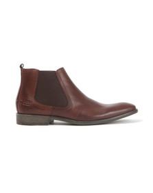 Base London Mens Brown Saffron Boot