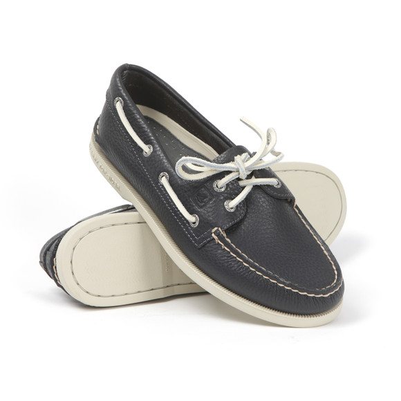 Sperry Mens Blue Authentic Original Boat Shoe main image