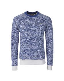 Lacoste Live Mens White SH5362 Sweatshirt