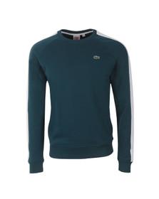 Lacoste Live Mens Green Sweatshirt SH5103