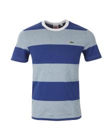 Lacoste Live Mens Blue TH5153 T-Shirt