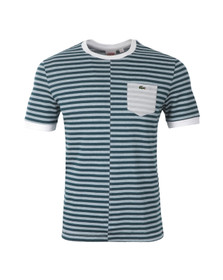 Lacoste Live Mens Green TH5142 T-Shirt