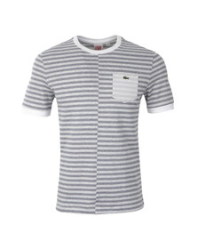 Lacoste Live Mens Grey TH5142 T-Shirt