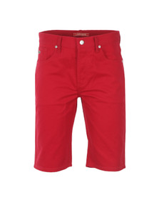 Lacoste Live Mens Red Shorts FH6381