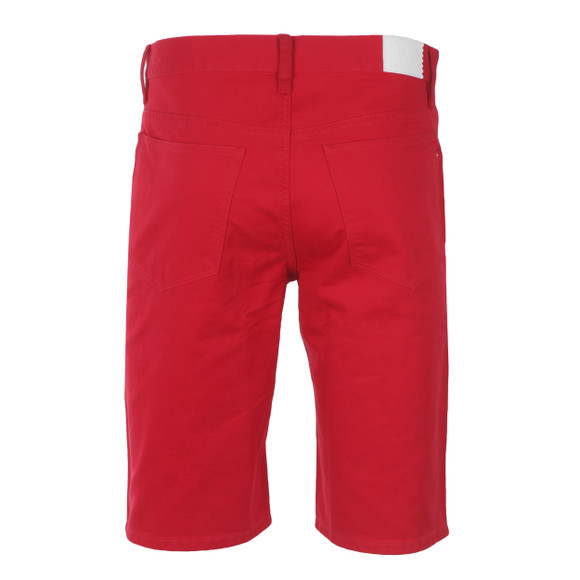 Lacoste Live Mens Red Shorts FH6381  main image