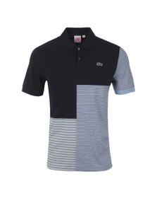Lacoste Live Mens Blue PH5364 Polo Shirt