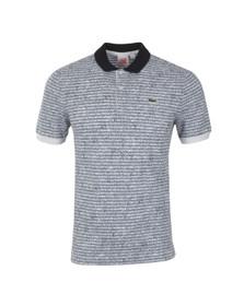 Lacoste Live Mens Blue PH5177 Polo Shirt