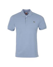 Lacoste Live Mens Blue Plain Polo Shirt PH0587