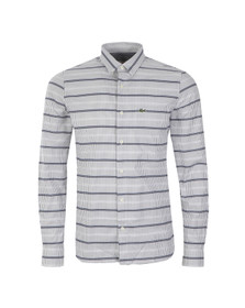 Lacoste Live Mens White CH5327 Shirt