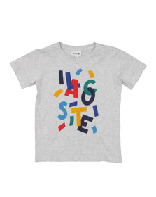 Lacoste Boys Grey TJ6181 T Shirt