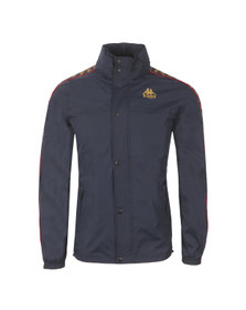 Kappa Mens Blue Bescot Jacket