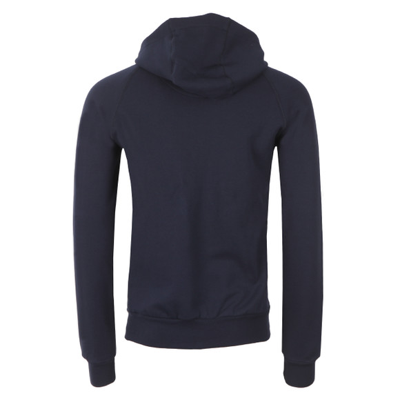 Eleven Degrees Mens Blue Base Zip Hoody main image