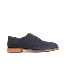 J Shoes Mens Blue Charlie Shoe