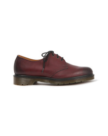 Dr Martens Mens Red 1461 Carpathian Shoe