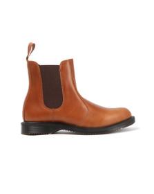 Dr Martens Womens Beige Flora Boot