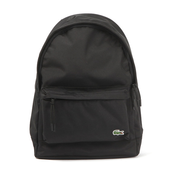Lacoste Mens Black NH1595NE Backpack main image