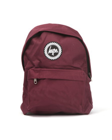 Hype Unisex Red Classic Backpack
