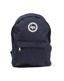 Hype Unisex Blue Classic Backpack