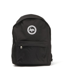 Hype Unisex Black Classic Backpack