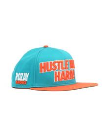 Cayler Mens Green Hustle Hard Cap