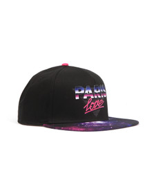 Cayler Mens Black Paris Love Cap