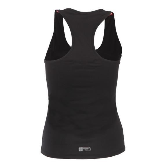 Superdry Womens Black Gym Vest main image