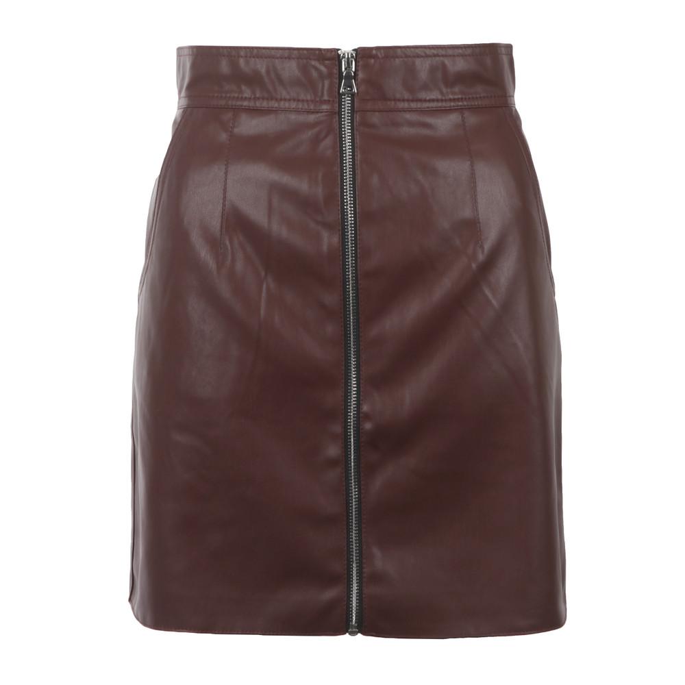 Atlantic PU Mini Skirt main image