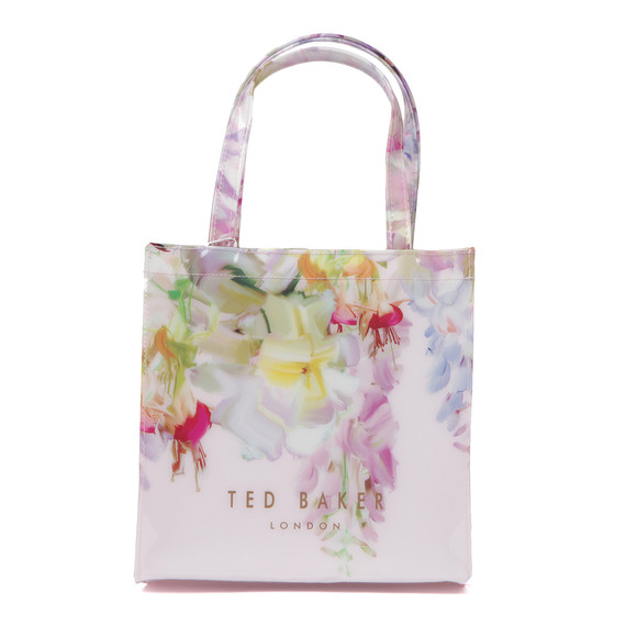 df2fa36f7 Ted Baker Womens Pink Lilicon Hanging Gardens Small Icon Bag main image