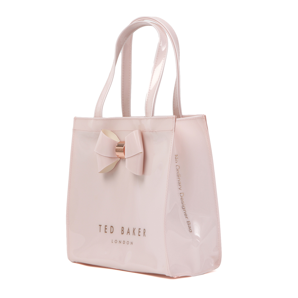 9d0a6346769cf Ted Baker Didicon Plain Bow Small Icon Bag