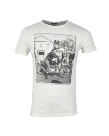 Matchless Mens White Icon T Shirt