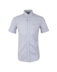 Lacoste Mens Blue CH8751 S/S Shirt
