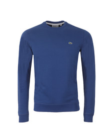 Lacoste Mens Blue SH6619 Sweatshirt