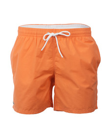Lacoste Mens Orange MH7092 Swim Short