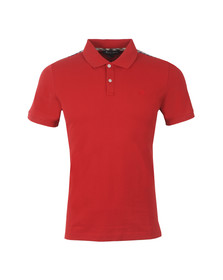Aquascutum Mens Red Hill CC Polo